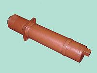 Гидроцилиндр опор КС-55713-2.31.200-1 (125х100х580). Гидроцилиндр вывешивания автокрана Галичанин КС-55713