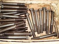 Болт крепления опорно-поворотного устройства ОПУ, М20 х 152, М20 х 160,  М20 х 170, М20 х 260