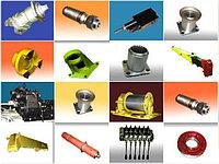 Запчасти к автокранам, гидромоторы, гидроцилиндры, гидрозамки, опорно-поворотные устройства