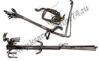 Комплект трубопроводов Ø 10 мм автокрана Галичанин КС-4572А