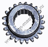 Полумуфта КС-3577.28.104, КС-2574.28.204 механизма поворота для автокранов