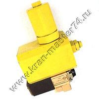 Гидроклапан - регулятор ГКР 20-160-25 для автокрана Ивановец КС-3571, КС-3574, КС-3577, КС-35714, КС-35715