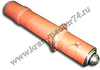 Гидроцилиндр КС-55713-2.31.200-2-01 вывешивания крана (гидроопора) для автокрана Галичанин, Клинцы