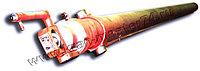 Гидроцилиндр КС-55715.63.800-3-01,КС-45719.63.900-01 выдвижения средней секции стрелы для автокрана Галичанин
