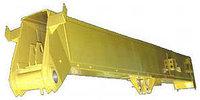 Основание стрелы КС-55713-1.63.500 для автокрана Галичанин г/п 25 т КС-55713