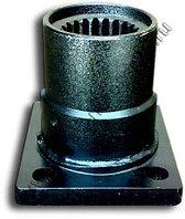 Фланец КС-3577-2.14.027, КС-3577.14.027 на гидронасос для автокранов