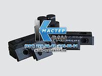 Комплект плит скольжения на КС-35714, КС-35715 (3 сек. Ивановец)