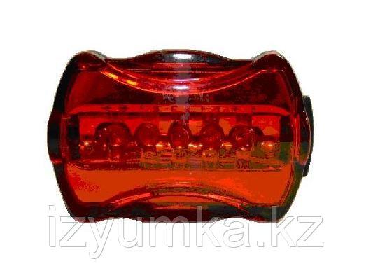 LED Фонарь/фара для велосипеда передняя и задняя - фото 2