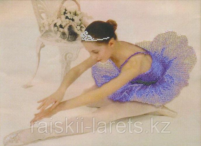 """Набор для вышивания бисером """"Балерина"""" Б-532"""