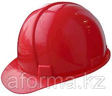 Каска GS стандарт красный