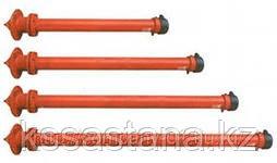 Гидранты пожарные длина от 0,5м до 3,5 в Астане