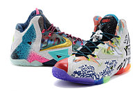 Кроссовки Nike LeBron XI (11) What The (40-46), фото 3