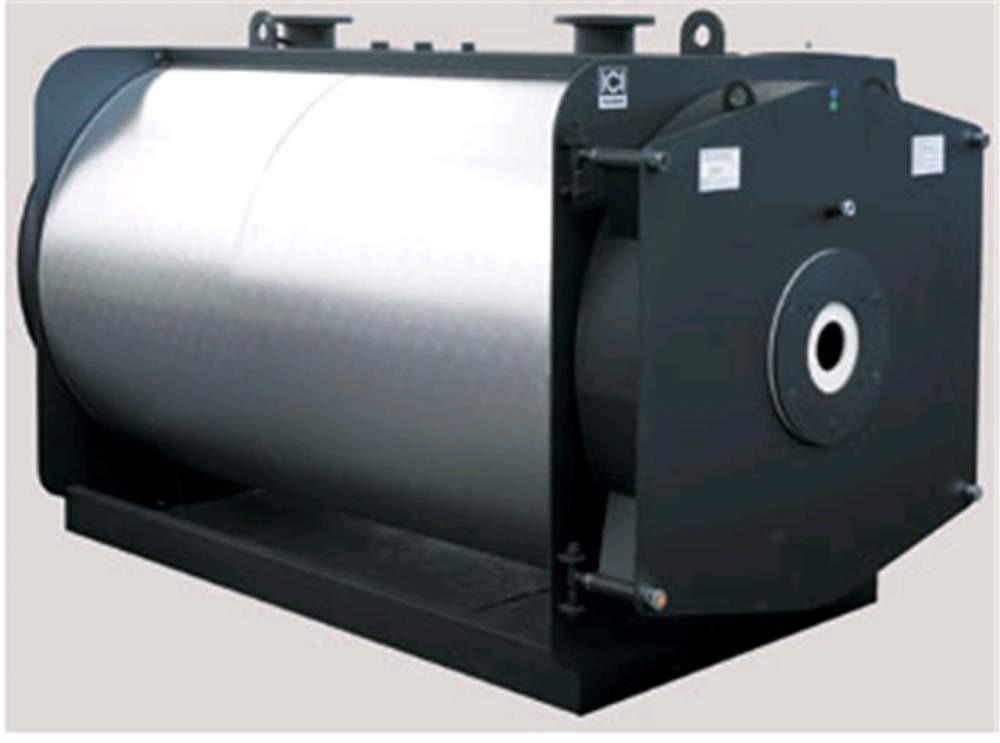 Котел большой мощности без горелки REX-350 (BB-3500)