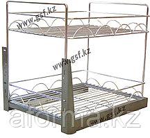 Корзина для посуды HW002 450х350х420