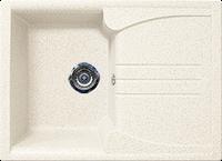 Кухонная мойка из искусственного камня Gran-Stone GS-40S  (680х500 мм)
