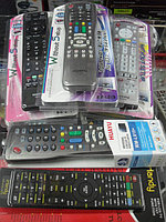 Универсальные пульты для плазменных и жк телевизоров