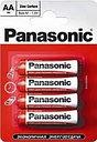 Panasonic солевые батарейки