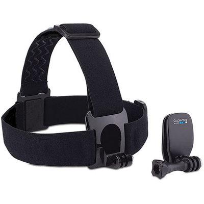 GoPro® Крепление на голову + крепление-клипса на одежду для GoPro (Headstrap + QuickClip)