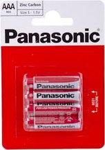 Panasonic R03REL/4BPU Батарейка солевая
