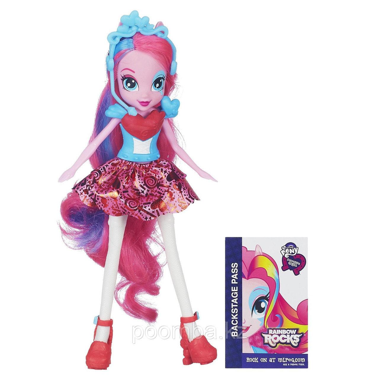 Кукла My Little Pony Equestria Girls - Пинки Пай с наушниками