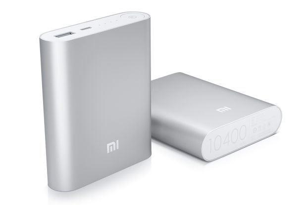 Портаивное зарядное устройство (PowerBank) Xiaomi Mi 10400mAh