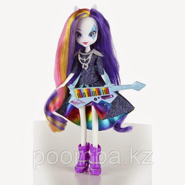 Кукла My little pony Equestria Girls с пони в наборе - Рарити