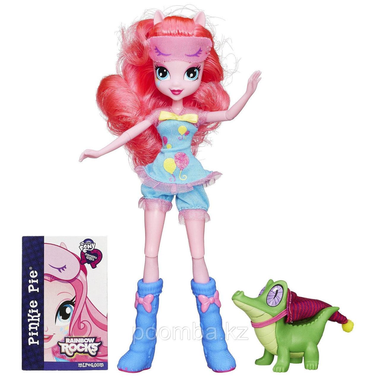 "Кукла My Little Pony Equestria Girls ""Пинки Пай с питомцем"""