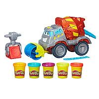 """Игровой набор """"Задорный цементовоз Вова"""" Play-Doh, фото 1"""