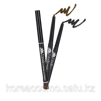 Водостойкий карандаш-подводка для глаз Lioele Waterproof Eyeliner Pencil,3гр