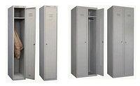 Шкафы для одежды/раздевалок