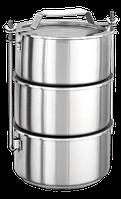 Многоярусные контейнеры с двойными стенками