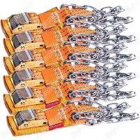 Комплект браслетов противоскольжения 4WD R16-R21, Тип 1, 6шт