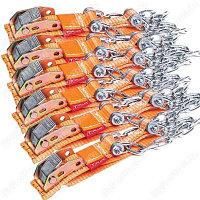 Комплект браслетов противоскольжения 4WD R12-R15, 6шт