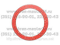Опора поворотная, опорно-поворотное устройство ОПУ 1190, 1400, 1451 для автокранов Ивановец, Челябинец, Клинцы
