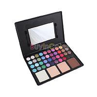 Палитра для макияжа 44 цвета: тени, пудры, румяна, фото 1
