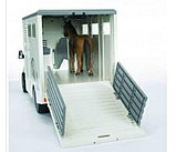 MB Sprinter фургон с лошадью Bruder (Брудер) (Арт. 02-533 02533), фото 6
