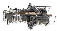 Газовая турбина Westinghouse, газовая электростанция Westinghouse