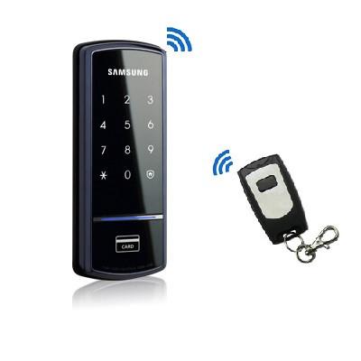 Электронный замок радиоуправляемый Samsung SHS-1321W