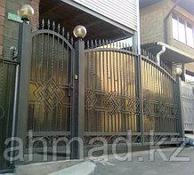 Ворота распашные арт.1 Алматы