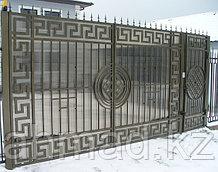 Ворота распашные арт.2 Алматы