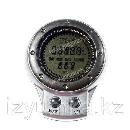 Цифровой альтиметр, барометр, термометр и компас - фото 3