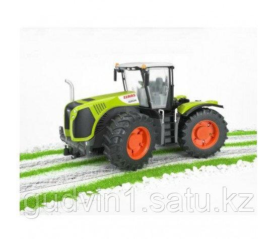 Трактор Claas Xerion 5000 с поворачивающейся кабиной Bruder (Брудер) (Арт. 03-015 03015)