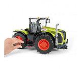 Трактор Claas Xerion 5000 с поворачивающейся кабиной Bruder (Брудер) (Арт. 03-015 03015), фото 5