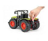 Трактор Claas Xerion 5000 с поворачивающейся кабиной Bruder (Брудер) (Арт. 03-015 03015), фото 7