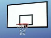 Щит баскетбольный тренировочный 120x80см (уличный)