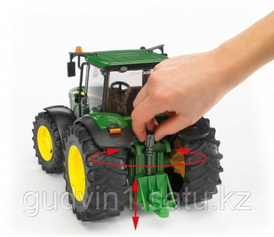 Трактор John Deere 7930 с погрузчиком Bruder (Брудер) (Арт. 03-051 03051)