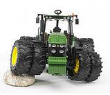 Трактор John Deere 7930 с двойными колёсами Bruder (Брудер) (Арт. 03-052 03052), фото 5