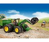 Трактор John Deere 7930 с двойными колёсами Bruder (Брудер) (Арт. 03-052 03052), фото 7