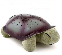 "Ночник - проектор ""Черепаха"" звездное небо, фото 1"