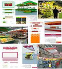 """Оформление туристической компании """"интурист"""" стандартное, фото 6"""